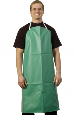 Green Wash Up Apron