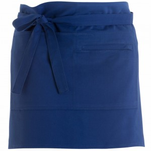 280gsm 100% Cotton Short Apron Royal