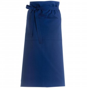 280gsm 100% Cotton Long Apron Royal