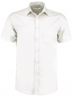 Mens Short Sleeve Shirt White