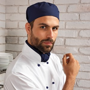 Chef's skull ~Cap - Navy