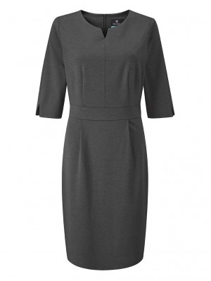 Lewis Dress Round Neck Dress