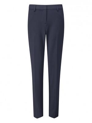 Houghton Women's Straight Leg Trouser Navy