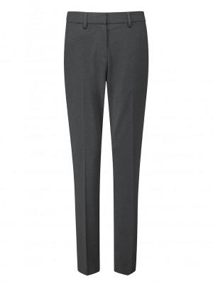 Houghton Women's Straight Leg Trouser Charcoal