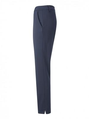 Holmes Women's Slim Leg Trouser Navy