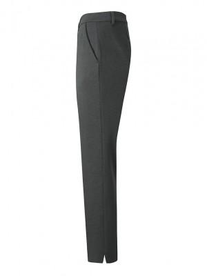 Holmes Women's Slim Leg Trouser Charcoal