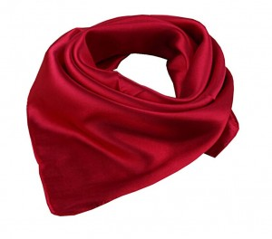 Neckerchief Claret