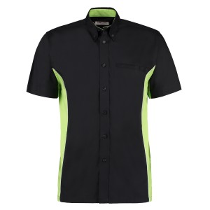 Chef/Server Shirt Black & Lime