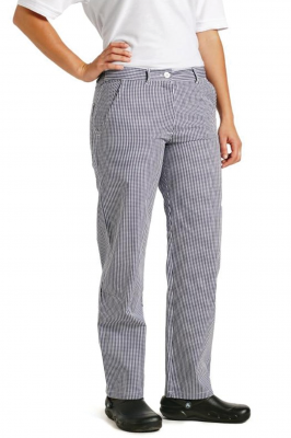 Ladies Classic Chefs Trouser