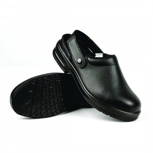 Safety Clog Black